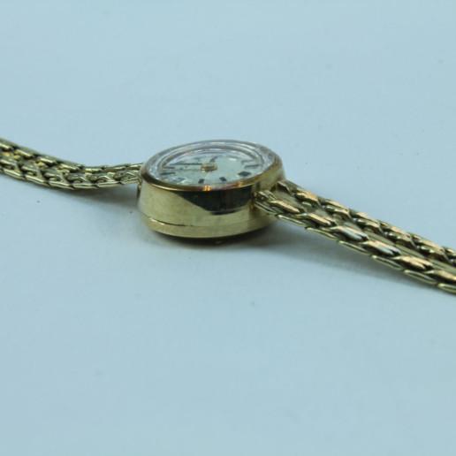 FAVOR LADYWATCH GOLD 585 HANDWINDING EXCLUSIVE VINTAGE UNUSED