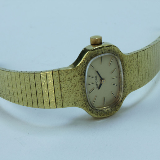 BIFORA LADYWATCH DOUBLE HANDWINDING EXCLUSIVE VINTAGE UNUSED