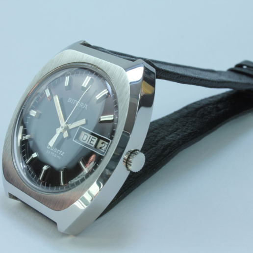 BIFORA QUARTZ 32768HZ MEN WATCH VINTAGE UNUSED