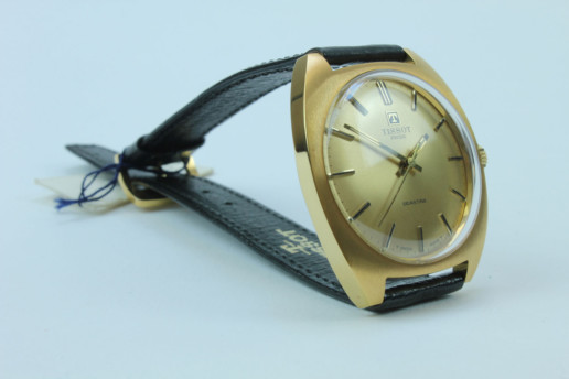TISSOT SEASTAR VINTAGE HANDAUFZUG, Manual Winding