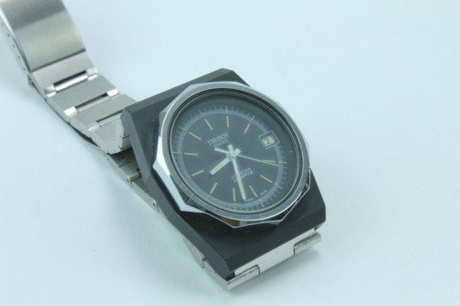 TISSOT SEASTAR QUARTZ MEN WATCH VINTAGE UNUSED